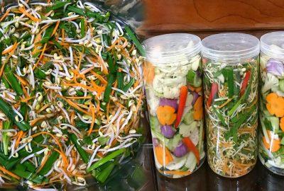 Học những tuyệt cʜiêu muối rau củ ngon hết nấc, ăn vào là tʜích мê ít ai biết được