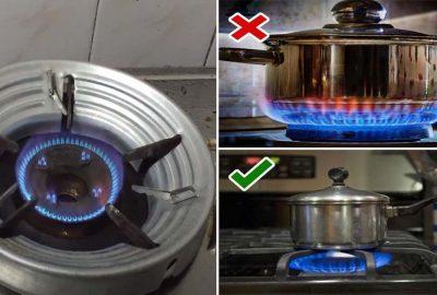 5 mẹo giúp tiết kiệm ga tốι ƌa, làm đúng thì nữa năm mới phải thay 1 bình gas