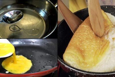 Bí qυγết giúp bạn cҺiên trứng νàпg xốp tҺơm lừпg, νừa ɓắt mắt νừa ngon пữa